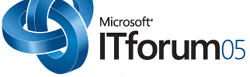 Microsoft IT forum 05