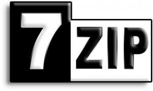 7-Zip utilidad comprimir