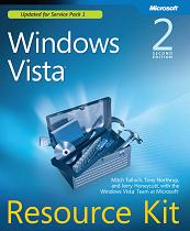 eBook Windows Vista Resource Kit