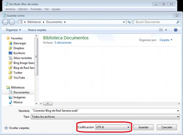 Conociendo los conectores de búsqueda de Windows 7
